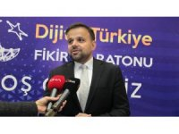 """Cumhurbaşkanlığı Dijital Dönüşüm Ofisi Başkanı Koç: """"Tüketen değil, üreten bir Türkiye olmak için çok çalışmamız lazım"""""""