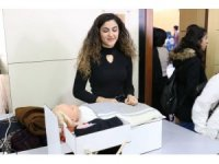 SAÜ'de '3. Hemşirelikte İnovatif Ürün Geliştirme' sergisi düzenlendi