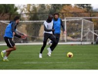 Denizlispor, Trabzonspor maçı hazırlıklarını sürdürüyor