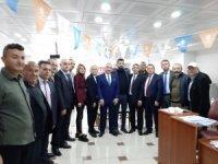 Çaycuma AK Parti İlçe Teşkilatı iki günlük seçim sürecini bitirdi