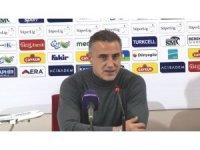 """Tayfur Havutçu: """"İstediğimiz golü bulduktan sonra bizim lehimizde gelişti ve istediğimiz galibiyeti aldık"""""""