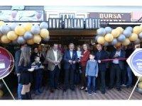 Balkanlar'ın değişilmez lezzeti Bursa'da