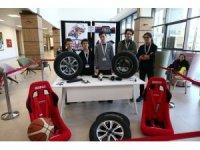 Lise öğrencileri elektrikli yerli otomobil yapacak