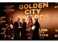 Karesi Belediyesi'ne Golden City Awards ödülü
