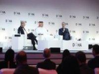 Bakan Akar, 19. Doha Forumu'na katıldı