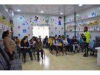 Yeşilyurt Belediyesinden çocuklara trafik eğitimi