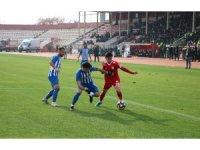 TFF 2. Lig: Kahramanmaraşspor: 0 - Ergene Velimeşespor: 4