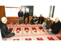 Burhaniye'de Ali dede en erkenci cemaat oldu