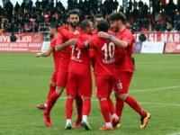 TFF 1. Lig: Ümraniyespor: 1 - Osmanlıspor: 0