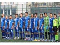 Yeşilyurt Belediyespor ilk yarının son maçında mağlup