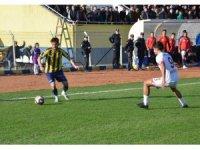 TFF 3. Lig: Fatsa Belediyespor: 0 - Cizrespor: 1
