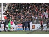 TFF 1. Lig: Keçiörengücü: 0 - Hatayspor: 1