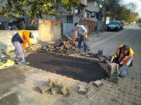 Darıca'da asfalt çalışmaları devam ediyor