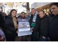 Kocaelispor'un efsane golcüsüne başkandan anlamlı hediye