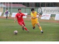 TFF 3. Lig: Darıca Gençlerbirliği: 0 - Nevşehir Belediyespor: 0