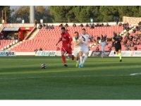 TFF 1. Lig: Balıkesirspor: 0 - Akhisarspor: 0 (İlk yarı sonucu)