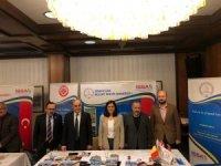 Rektör Çufalı, Almanya'da 5. ISSA Türk üniversiteleri tanıtım fuarına katıldı