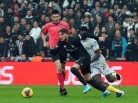 Süper Lig: Beşiktaş: 0 - Yeni Malatyaspor: 0 (İlk yarı)
