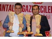 AGC'den İHA'ya 4 ödül