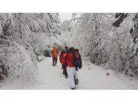 Kayıp amatör dağcılar için 15.günde büyük seferberlik
