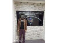 12 ayrı suç kaydı bulunan şüpheli yakalandı