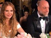 Naz Elmas, Erol Özmandıracı ile evlendi