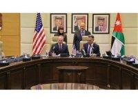 ABD, Ürdün ile 745 milyon dolarlık hibe anlaşması imzaladı
