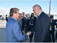 Kültür ve Turizm Bakanı Ersoy KKTC'de