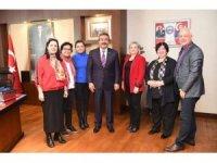 Çukurova Kent Konseyi Kadın Meclisi Başkanlığı'na Aysel Ateş seçildi