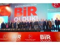 MHP Kastamonu İl Başkanlığının 1. yıl istişare toplantısı gerçekleştirildi