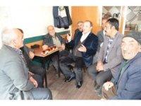 Başkan Karataş, Uzundere'de vatandaşlarla buluştu