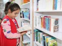 Şehit Eren Bülbül merkezi çocukların kitap yuvası oldu