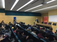 SAÜ'de 'Markaların yolculuğu' isimli konferans düzenlendi