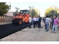 Muş Belediyesi asfalt sezonunu kapattı