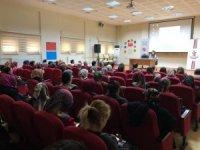 """'Dünya insan hakları günü ve kadın hakları günü"""" konulu seminer"""
