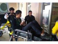 Sivas'ta gıda zehirlenmesi şüphesi: 5 öğrenci hastaneye kaldırıldı