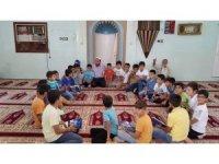 Gercüş'te çocuklar için Kur'an-ı Kerim kursu açıldı