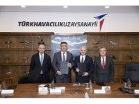 TUSAŞ ve TÜBİTAK BİLGEM'den Milli Muharip Uçağı için sözleşme