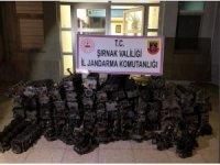 Şırnak'ta kaçakçılık ve terörle mücadele operasyonunda 36 gözaltı