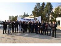 HAK-İŞ Genel Başkanı Arslan'dan Silopi Belediyesince işten çıkarılan işçilere destek
