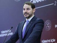 Hazine ve Maliye Bakanı Berat Albayrak: Mobilyadaki KDV'yi yüzde 18'den yüzde 8'e düşürdük