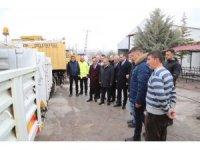 Niğde Belediye Başkanı Özdemir işçilerle bir araya geldi