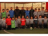Kızıltepe Altay Futbol Okulun'da 150 öğrenci eğitim görüyor