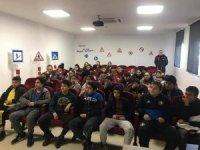 Edirne Çocuk Trafik Eğitim Parkı eğitimleri devam ediyor