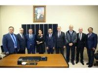 Trakya Üniversitesi Kütüphane ve Dokümantasyon Daire Başkanlığı görevine Doç. Dr. Nurten Çetin atandı