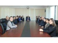 Trakya Üniversitesi Rektörü Prof. Dr. Tabakoğlu, yeni atanan ve yükselen öğretim üyeleriyle bir araya geldi