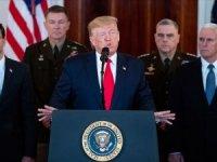 ABD Başkanı Trump: İran'ın saldırılarında hiçbir Amerikan askeri zarar görmedi