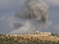 ABD Suriye'de İran destekli grupları vurdu