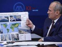 Bakan Turhan: Kanal İstanbul'dan geçecek gemilerden alacağımız para yıllık 1 milyar dolar civarında