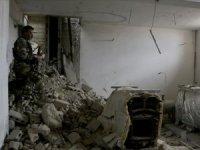 YPG/PKK 12 kilometrelik tünele konteyner oda yapmış